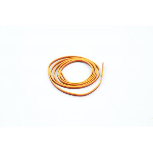26 AWG 3-way Servo Cable, BROWN/RED/ORANGE - 100cms
